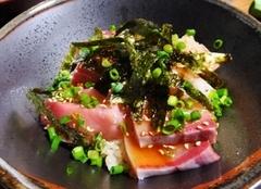年末のブリの海鮮丼 (4).jpg
