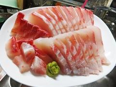 釣獲4日後のコロダイの生食 (3).jpg